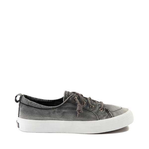 Main view of Womens Sperry Top-Sider Crest Vibe Platform Casual Shoe - Gray Ombre