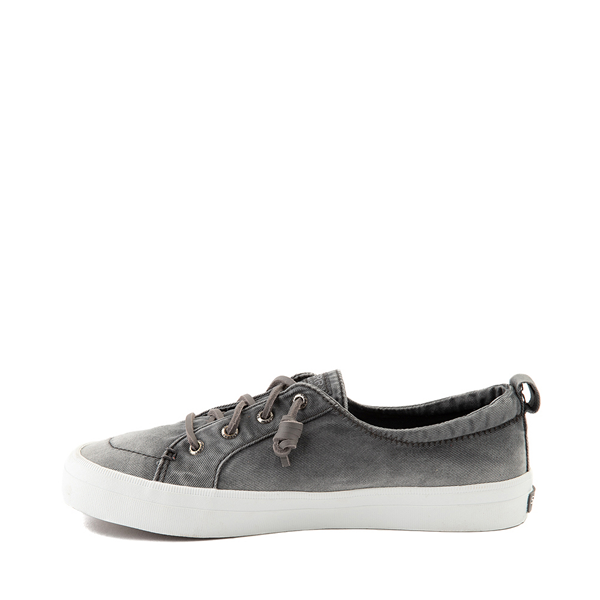 alternate view Womens Sperry Top-Sider Crest Vibe Platform Casual Shoe - Gray OmbreALT1