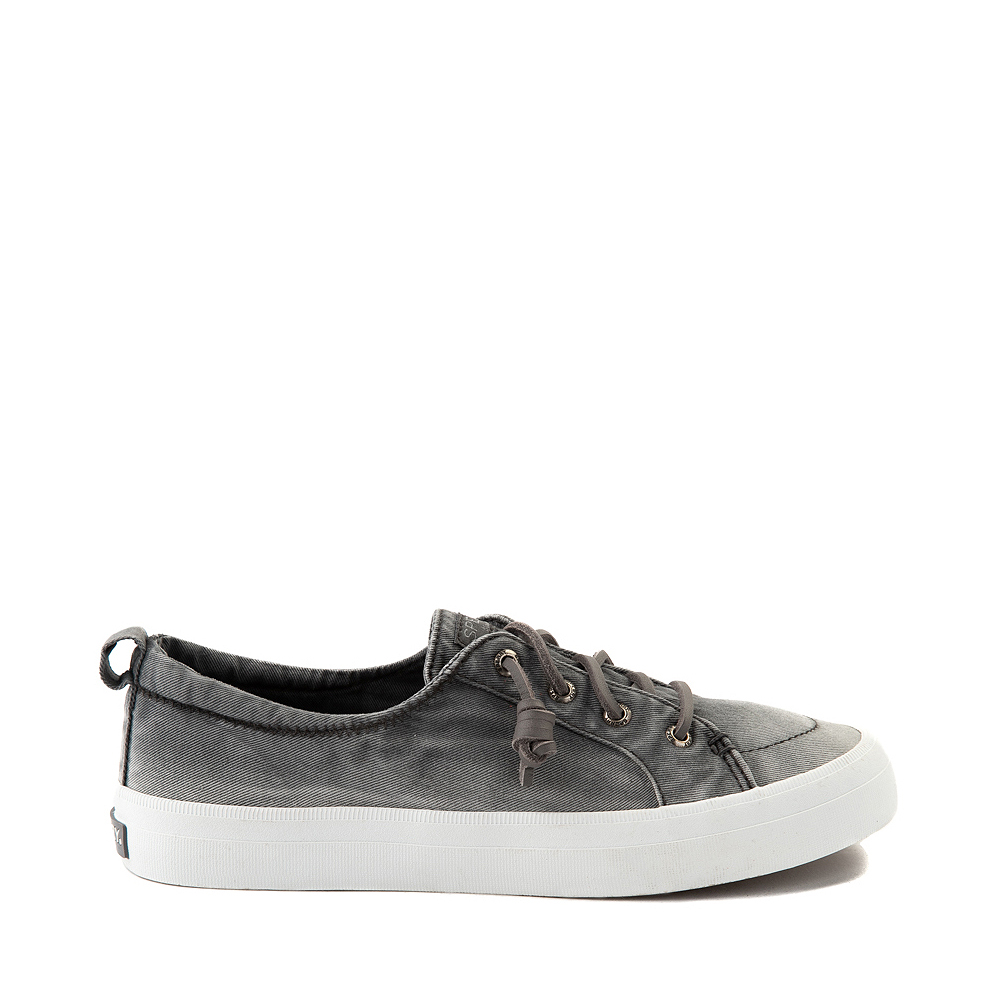 Womens Sperry Top-Sider Crest Vibe Platform Casual Shoe - Gray Ombre