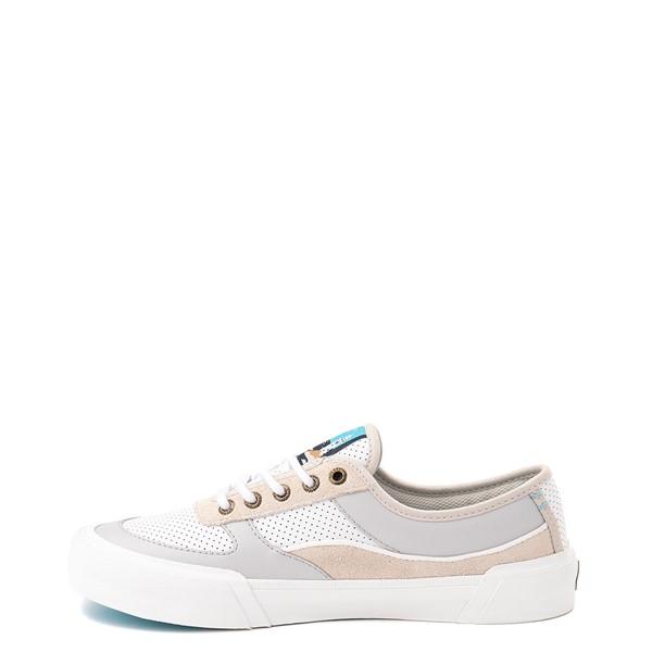alternate view Womens Sperry Top-Sider Soletide Sneaker - White / GrayALT1