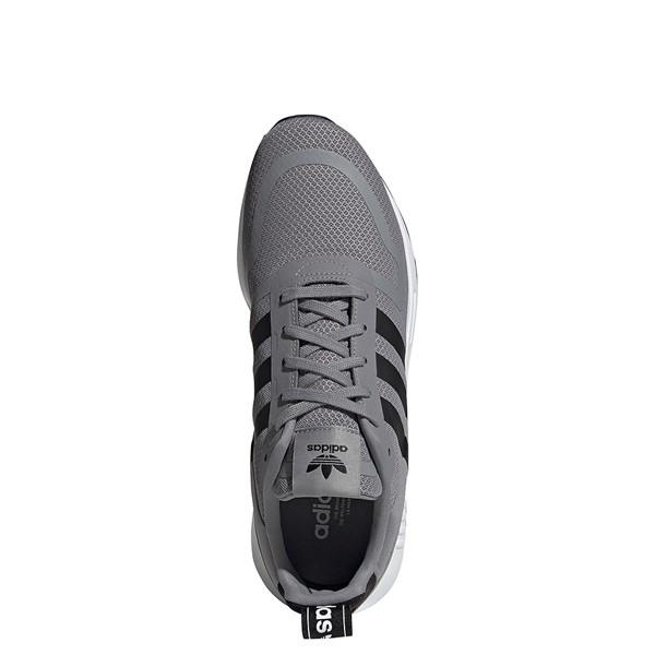 alternate view Mens adidas Multix Athletic Shoe - Gray / BlackALT4B