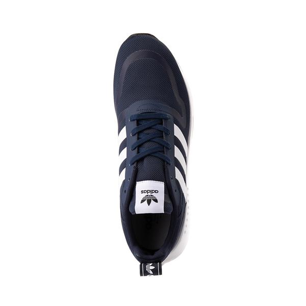 alternate view Mens adidas Multix Athletic Shoe - NavyALT2