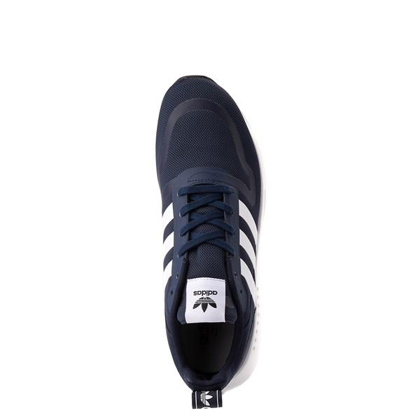 alternate view Mens adidas Multix Athletic Shoe - NavyALT4B