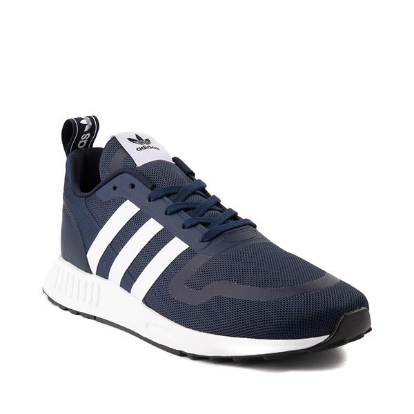 alternate view Mens adidas Multix Athletic Shoe - NavyALT5