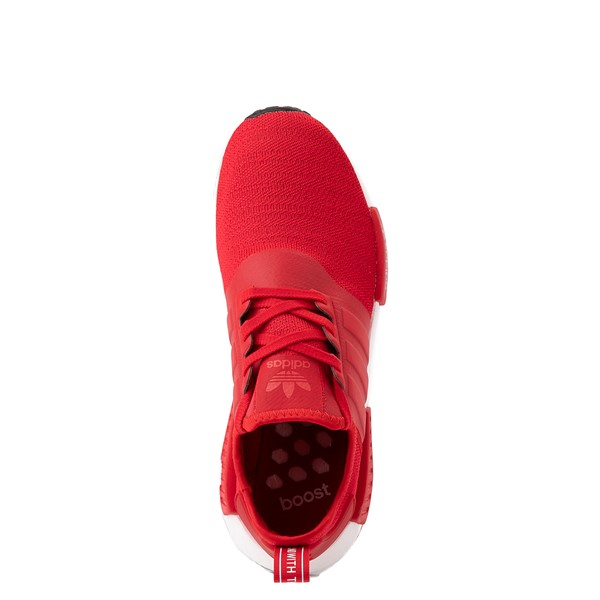 alternate view Mens adidas NMD R1 Athletic Shoe - ScarletALT2