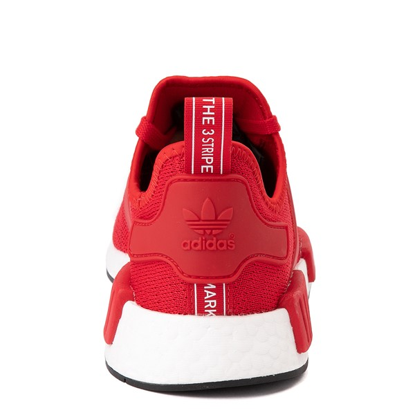 alternate view Mens adidas NMD R1 Athletic Shoe - ScarletALT4