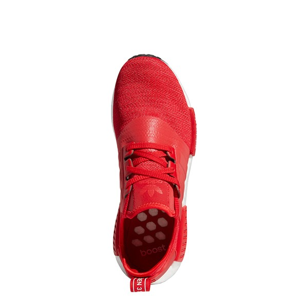 alternate view Mens adidas NMD R1 Athletic Shoe - ScarletALT4B