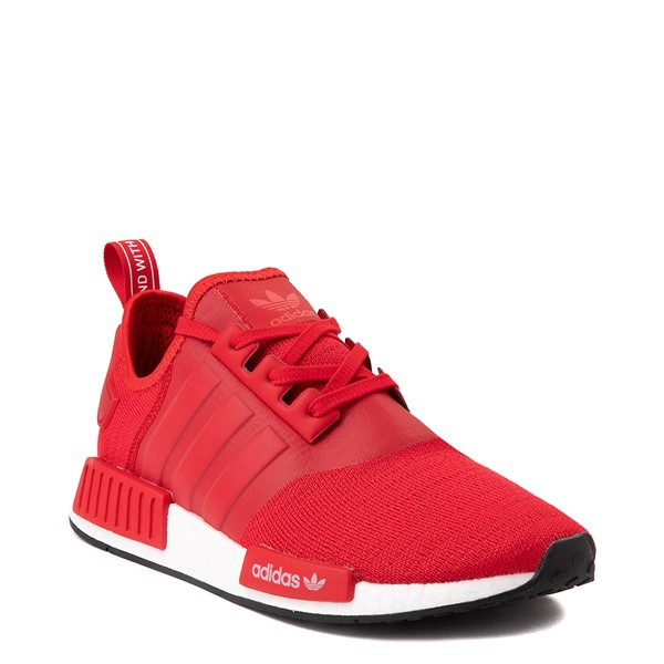 alternate view Mens adidas NMD R1 Athletic Shoe - ScarletALT5