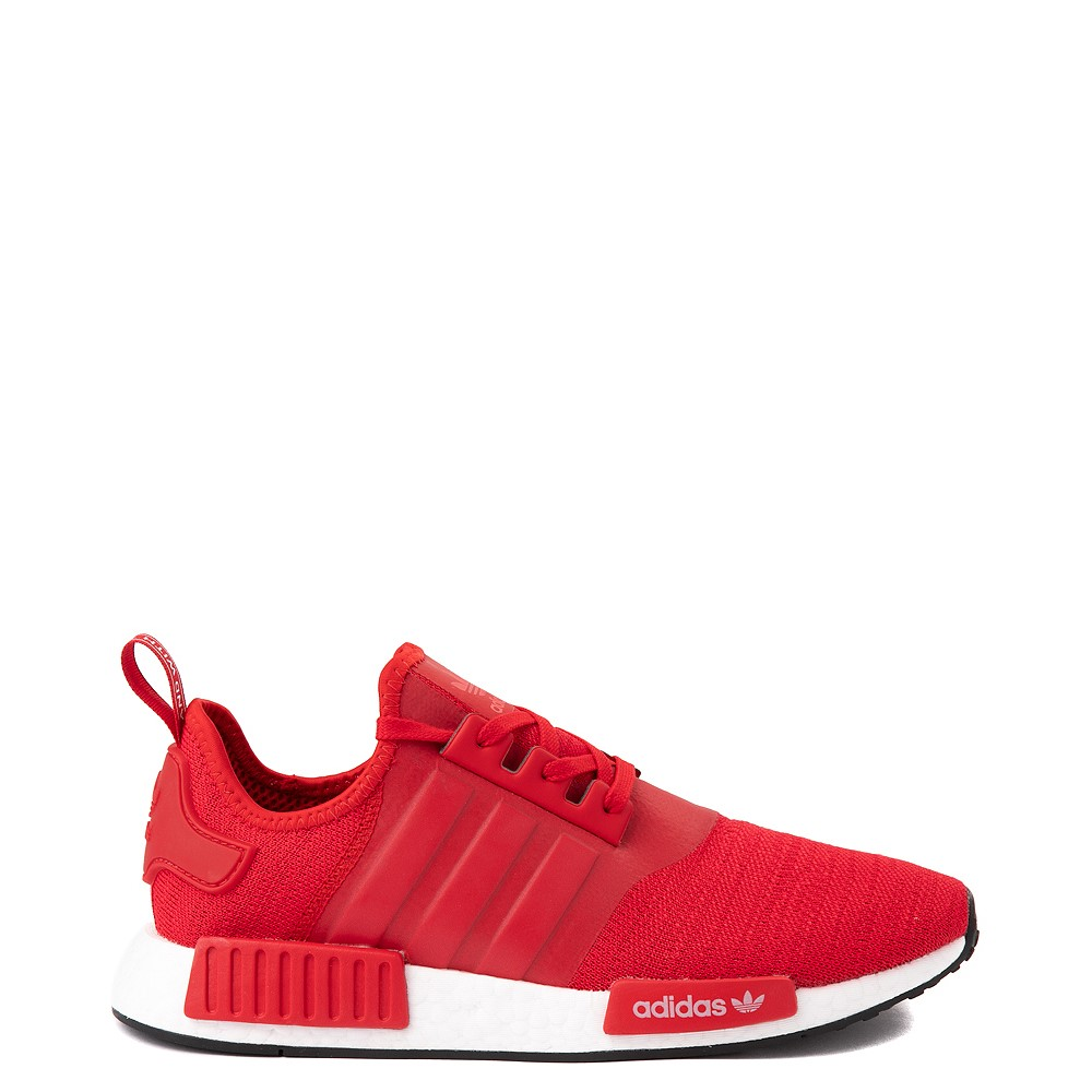 Mens adidas NMD R1 Athletic Shoe - Scarlet