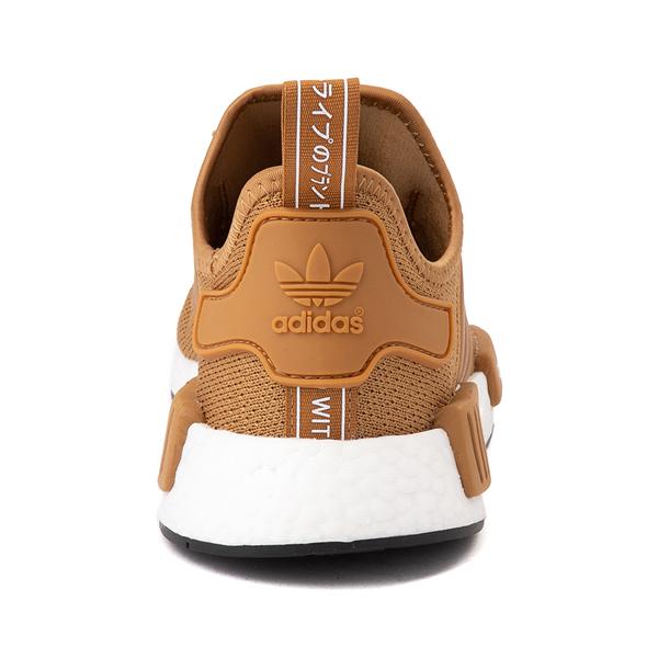 alternate view Mens adidas NMD R1 Athletic Shoe - MesaALT4