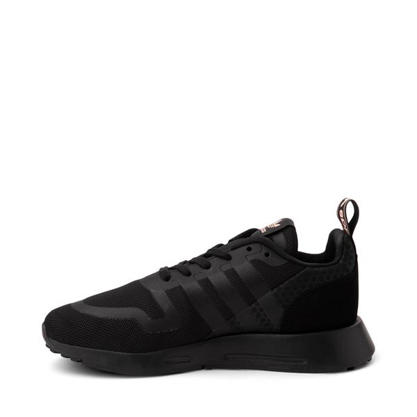 alternate view Womens adidas Multix Athletic Shoe - Black / PinkALT1