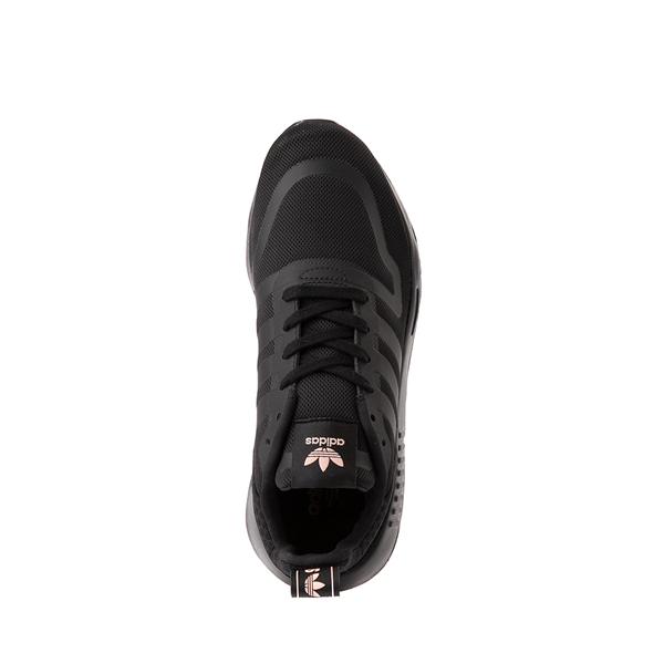 alternate view Womens adidas Multix Athletic Shoe - Black / PinkALT2