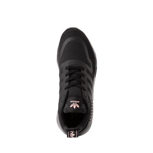 alternate view Womens adidas Multix Athletic Shoe - Black / PinkALT2