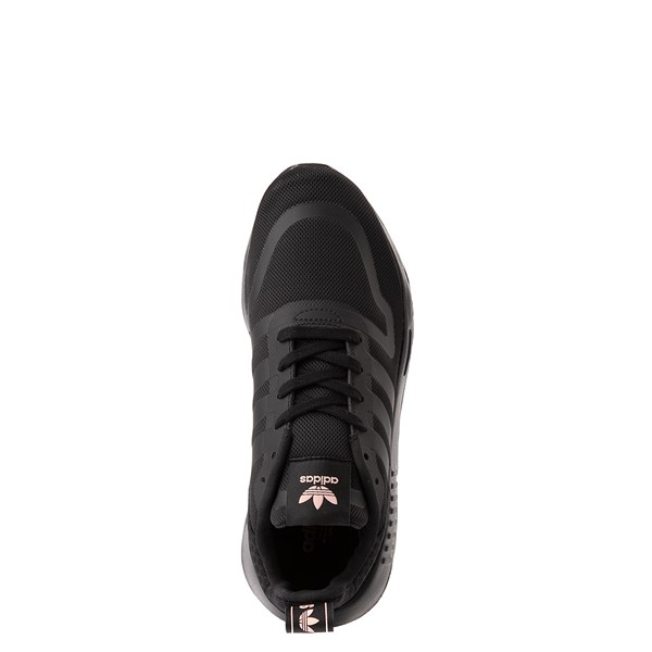 alternate view Womens adidas Multix Athletic Shoe - Black / PinkALT4B
