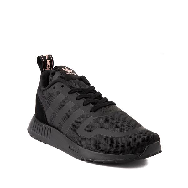 alternate view Womens adidas Multix Athletic Shoe - Black / PinkALT5