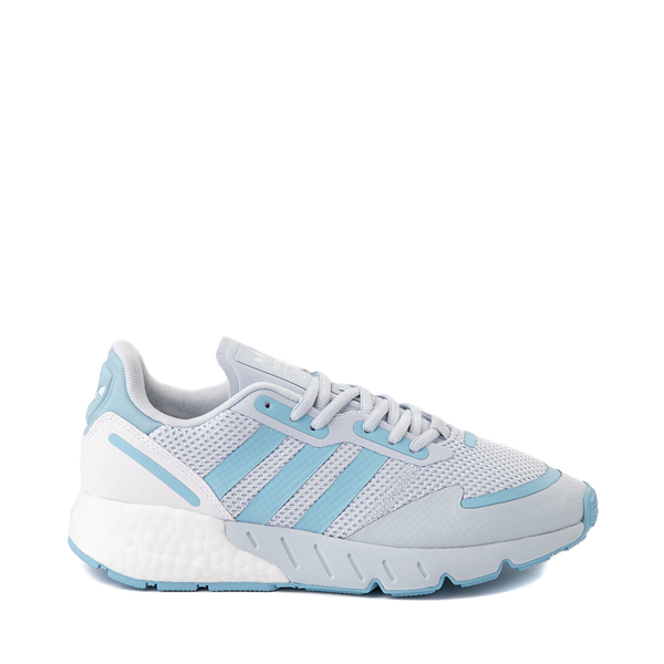 Main view of Womens adidas ZX 1K Boost Athletic Shoe - Halo Blue