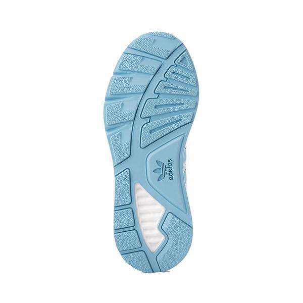 alternate view Womens adidas ZX 1K Boost Athletic Shoe - Halo BlueALT3