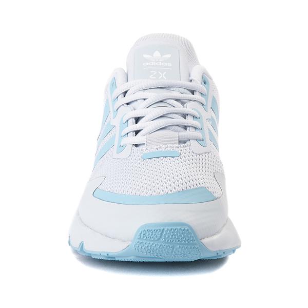 alternate view Womens adidas ZX 1K Boost Athletic Shoe - Halo BlueALT4