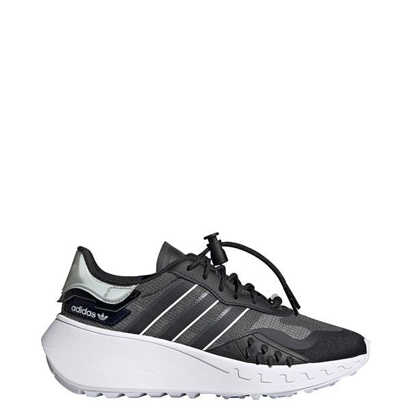 Main view of Womens adidas Choigo Athletic Shoe - Black / Gray