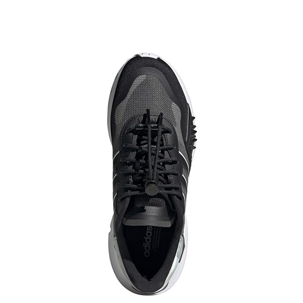 alternate view Womens adidas Choigo Athletic Shoe - Black / GrayALT2