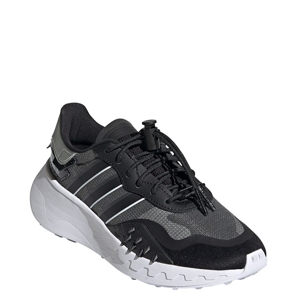 alternate view Womens adidas Choigo Athletic Shoe - Black / GrayALT5