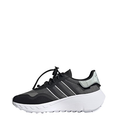 Alternate view of Womens adidas Choigo Athletic Shoe - Black / Gray