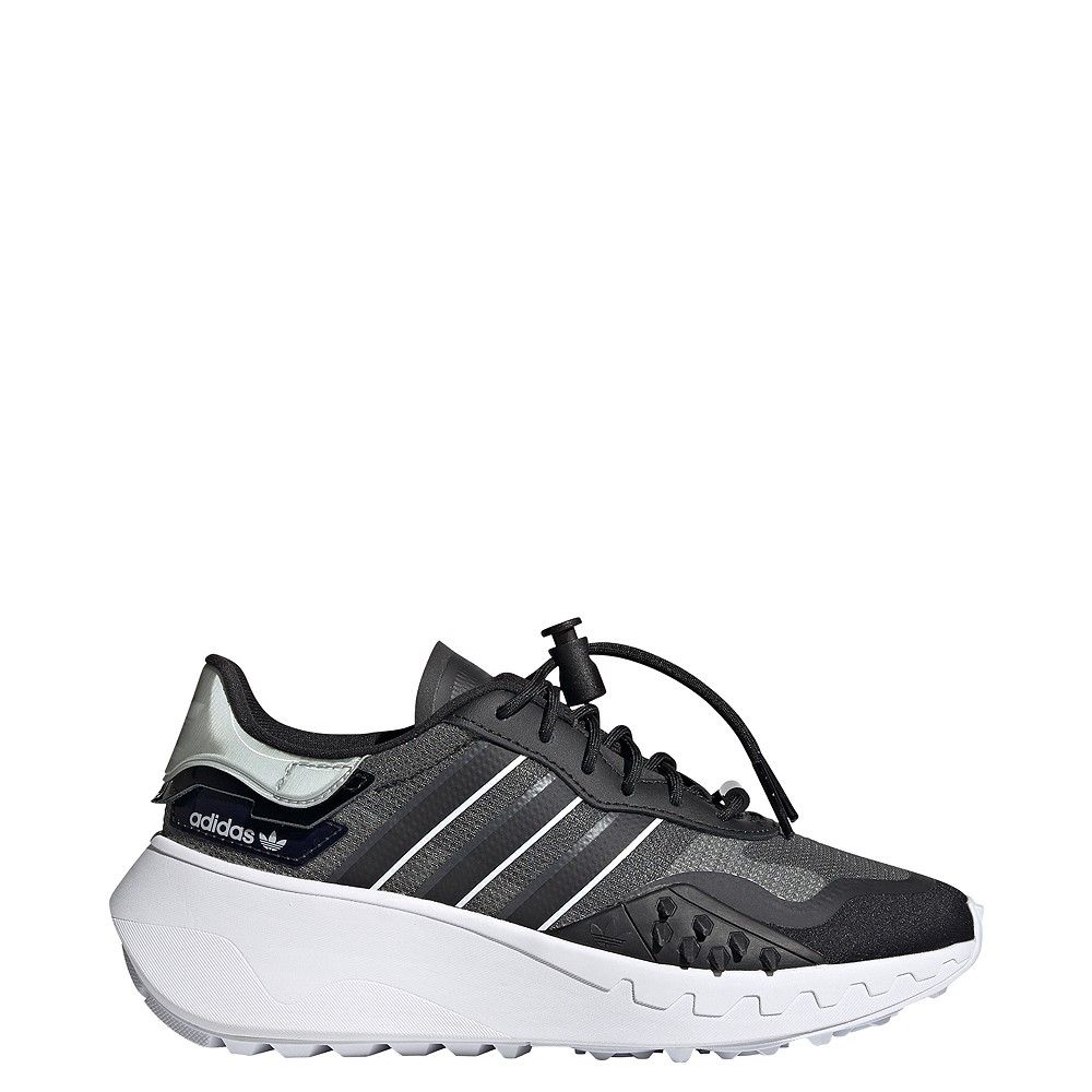 Womens adidas Choigo Athletic Shoe - Black / Gray