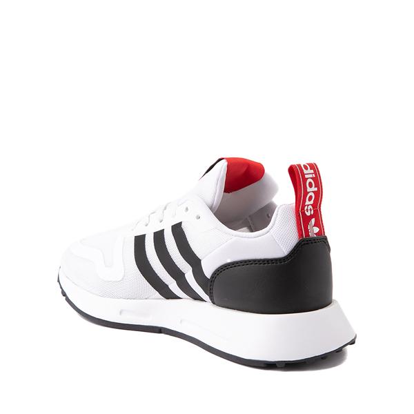 alternate view adidas Multix Athletic Shoe - Big Kid - WhiteALT1