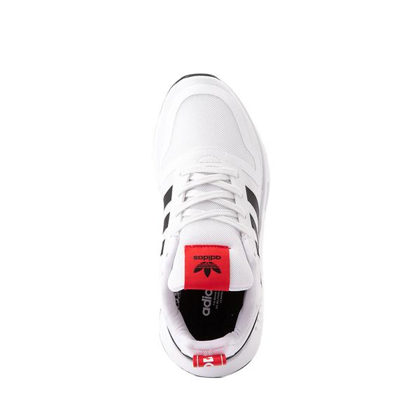 alternate view adidas Multix Athletic Shoe - Big Kid - WhiteALT2
