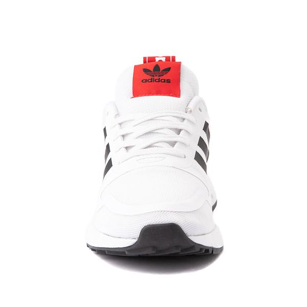 alternate view adidas Multix Athletic Shoe - Big Kid - WhiteALT4