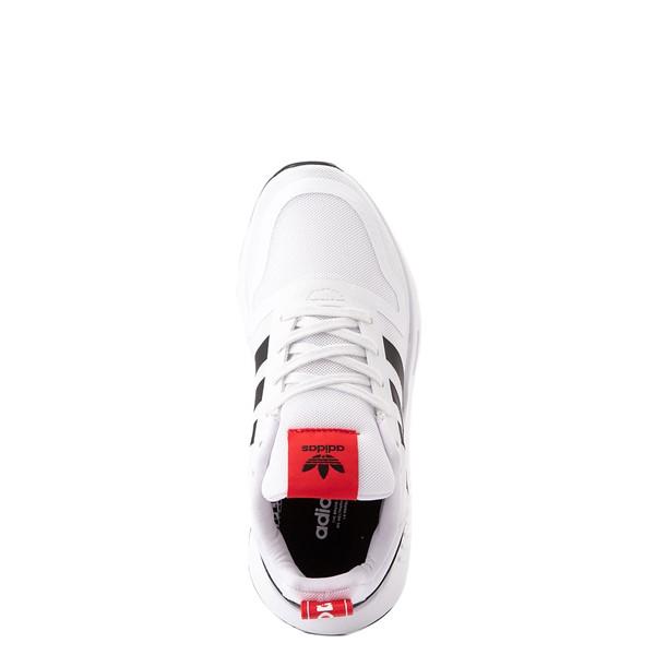 alternate view adidas Multix Athletic Shoe - Big Kid - WhiteALT4B