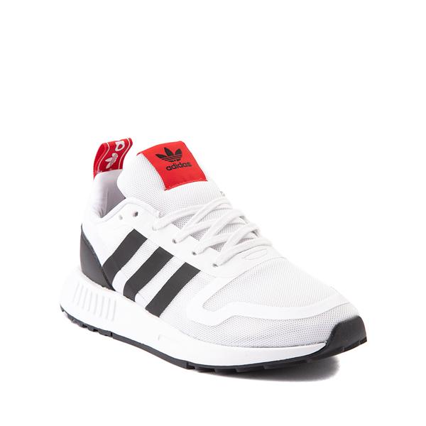 alternate view adidas Multix Athletic Shoe - Big Kid - WhiteALT5
