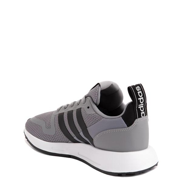 alternate view adidas Multix Athletic Shoe - Big Kid - GrayALT1