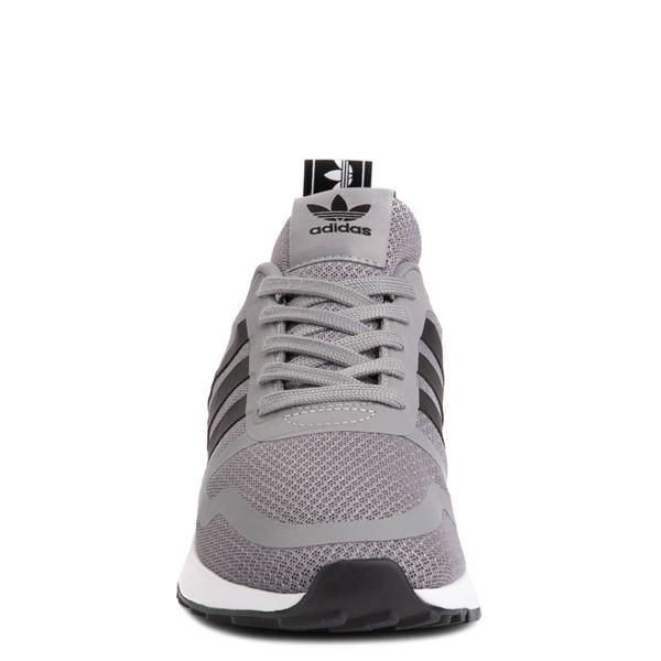 alternate view adidas Multix Athletic Shoe - Big Kid - GrayALT4