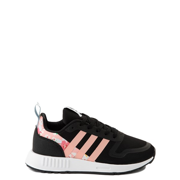 adidas Multix Athletic Shoe - Big Kid - Black / Floral