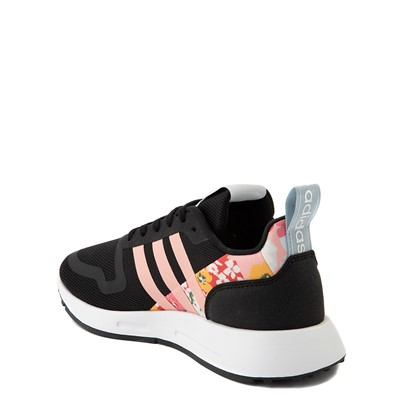 Alternate view of adidas Multix Athletic Shoe - Big Kid - Black / Floral