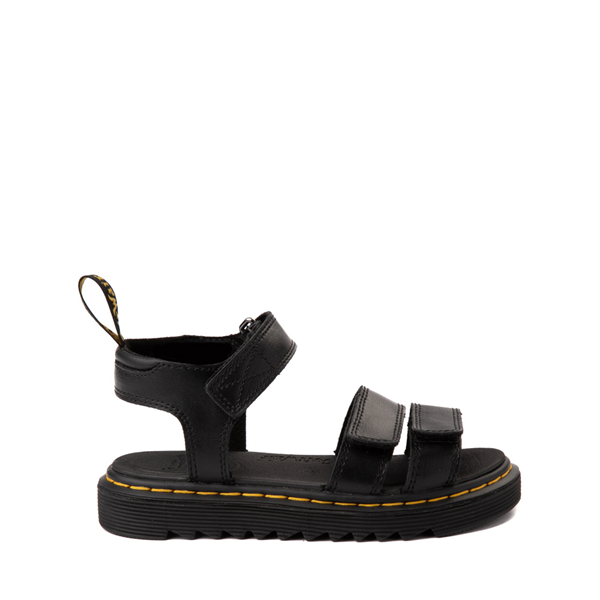 Main view of Dr. Martens Klaire Sandal - Big Kid - Black