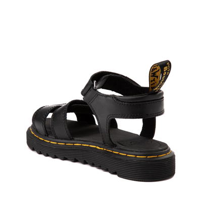 Alternate view of Dr. Martens Klaire Sandal - Big Kid - Black