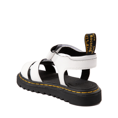 Alternate view of Dr. Martens Klaire Sandal - Little Kid / Big Kid - White