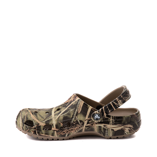 alternate view Crocs Classic Clog - Realtree CamoALT1
