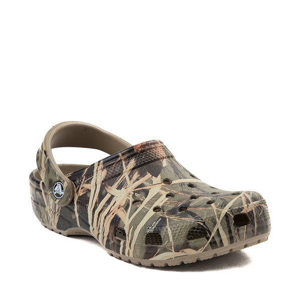alternate view Crocs Classic Clog - Realtree CamoALT5