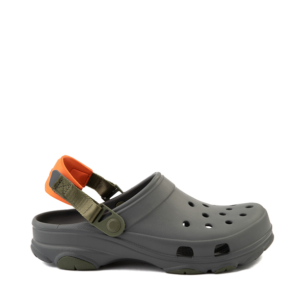 Main view of Crocs Classic All-Terrain Clog - Slate Gray