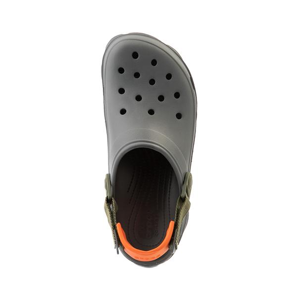 alternate view Crocs Classic All-Terrain Clog - Slate GrayALT2