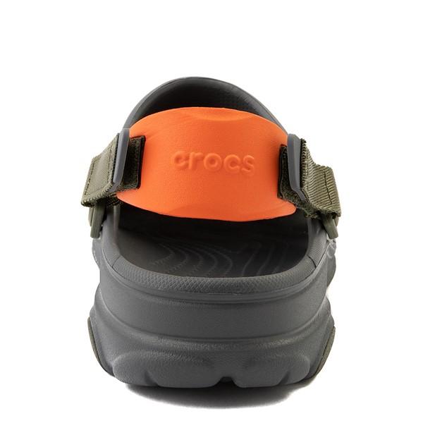 alternate view Crocs Classic All-Terrain Clog - Slate GrayALT2B