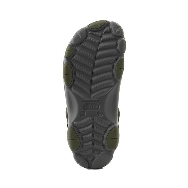 alternate view Crocs Classic All-Terrain Clog - Slate GrayALT3
