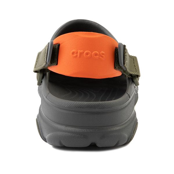 alternate view Crocs Classic All-Terrain Clog - Slate GrayALT4