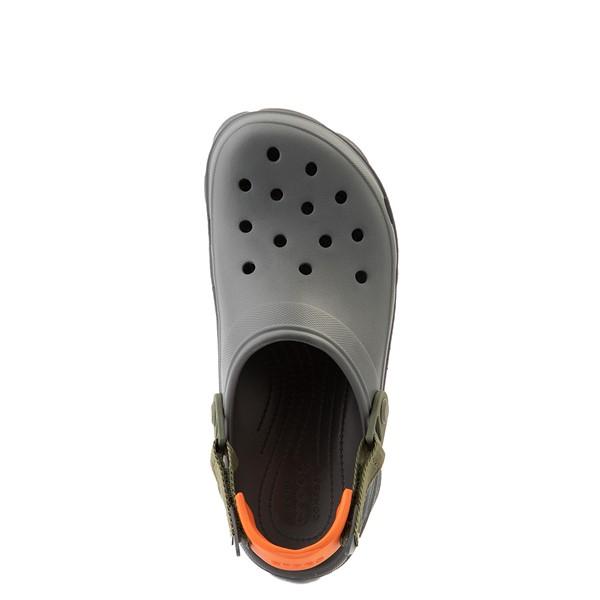 alternate view Crocs Classic All-Terrain Clog - Slate GrayALT4B