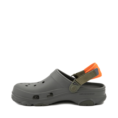 Alternate view of Crocs Classic All-Terrain Clog - Slate Gray