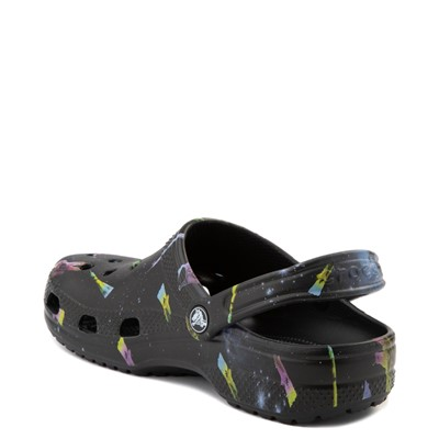Alternate view of Crocs Classic Astronaut Clog - Black