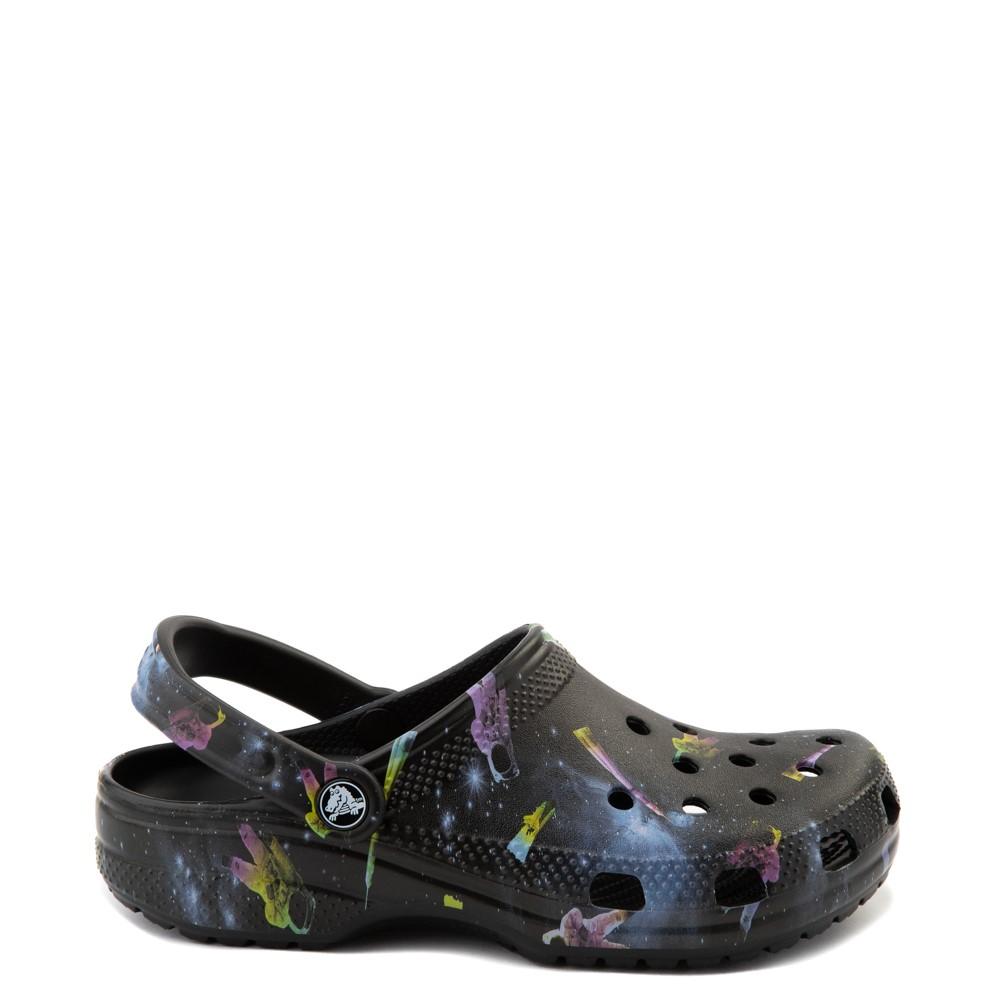 Crocs Classic Astronaut Clog - Black